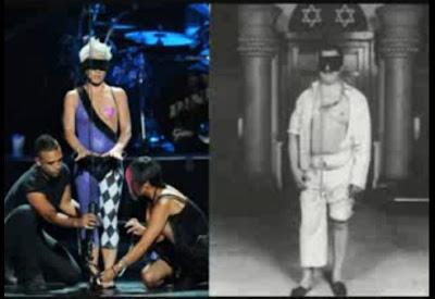 COMO RECONOCER SATÁNICOS-REPTILIANOS - Página 2 Illuminati-MTV-Pink