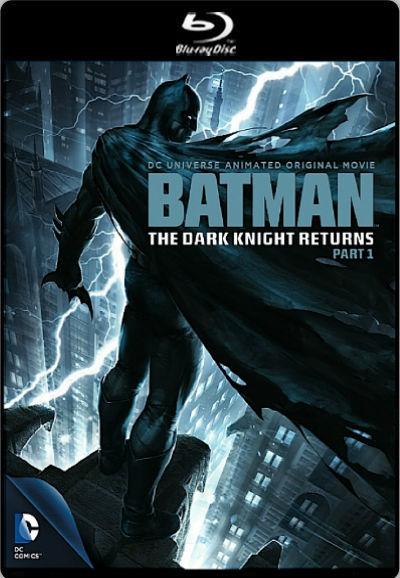 Batman : The Dark Knight Returns Part 1 (2012) แบทแมน ศึกอัศวินคืนรัง