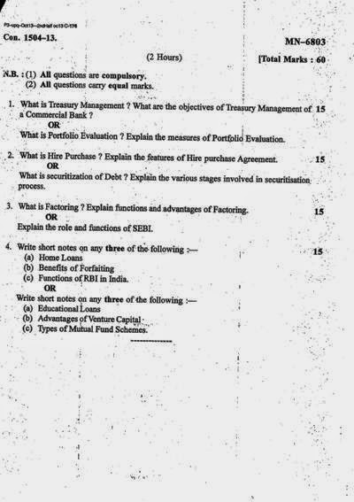 Question Papers Collection March 2014