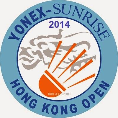 Jadwal Babak 32 Besar Hong Kong Open Super Series 2014