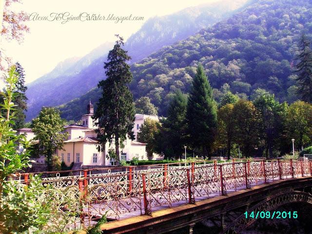 Băile Herculane, Caraş-Severin County, Parcul Naţional Domogled-Valea Cernei. Domogled-Cerna Valley National Park, România