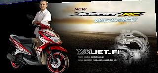 Yamaha XEON RC Terbaru Sepeda Motor Keren Cepat dan Canggih