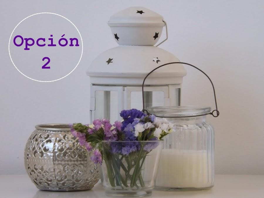 5 opciones de decoración LOW COST