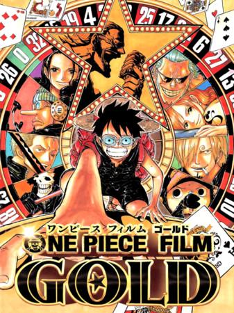 One Piece Filme Gold - HD 720p - Legendado