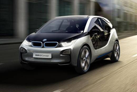 Car Design Competition: 2011 BMW i3 Concept at Frankfurt Auto Show