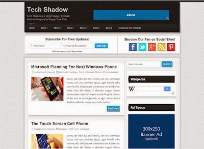 Tech+Shadow