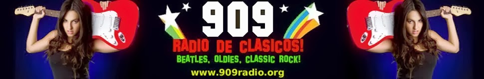 909 - Radio De Clásicos!, Beatles, Oldies & Classic Rock