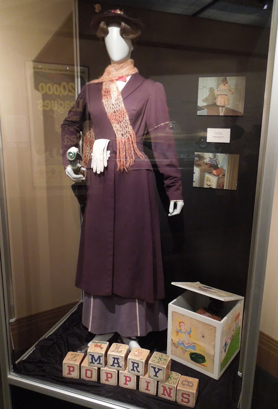 Mary Poppins movie costume