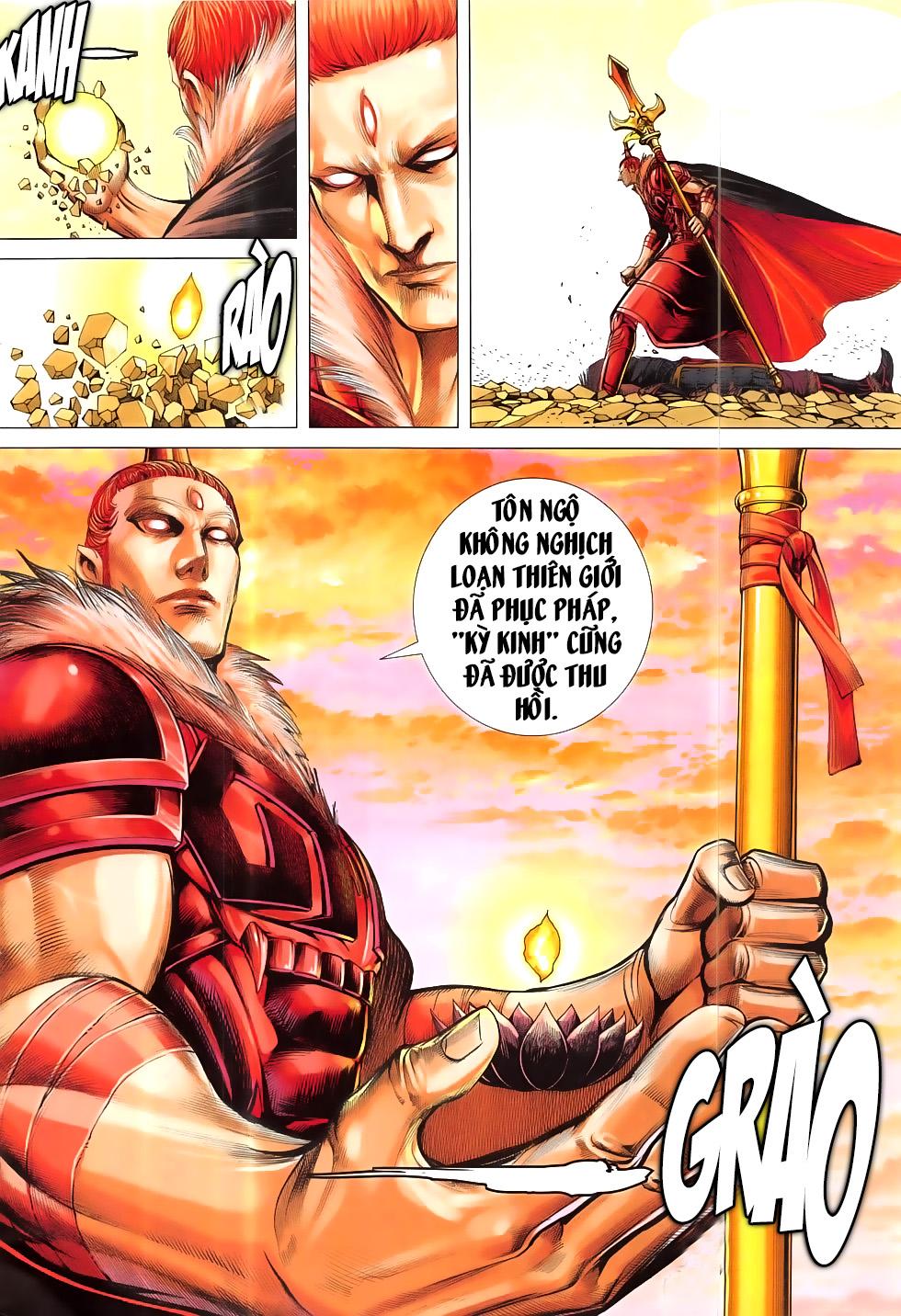 Tây Du chap 30 page 8 - IZTruyenTranh.com