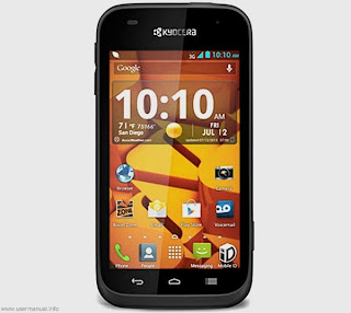 Kyocera Hydro EDGE user manual for Sprint and Boost Mobile