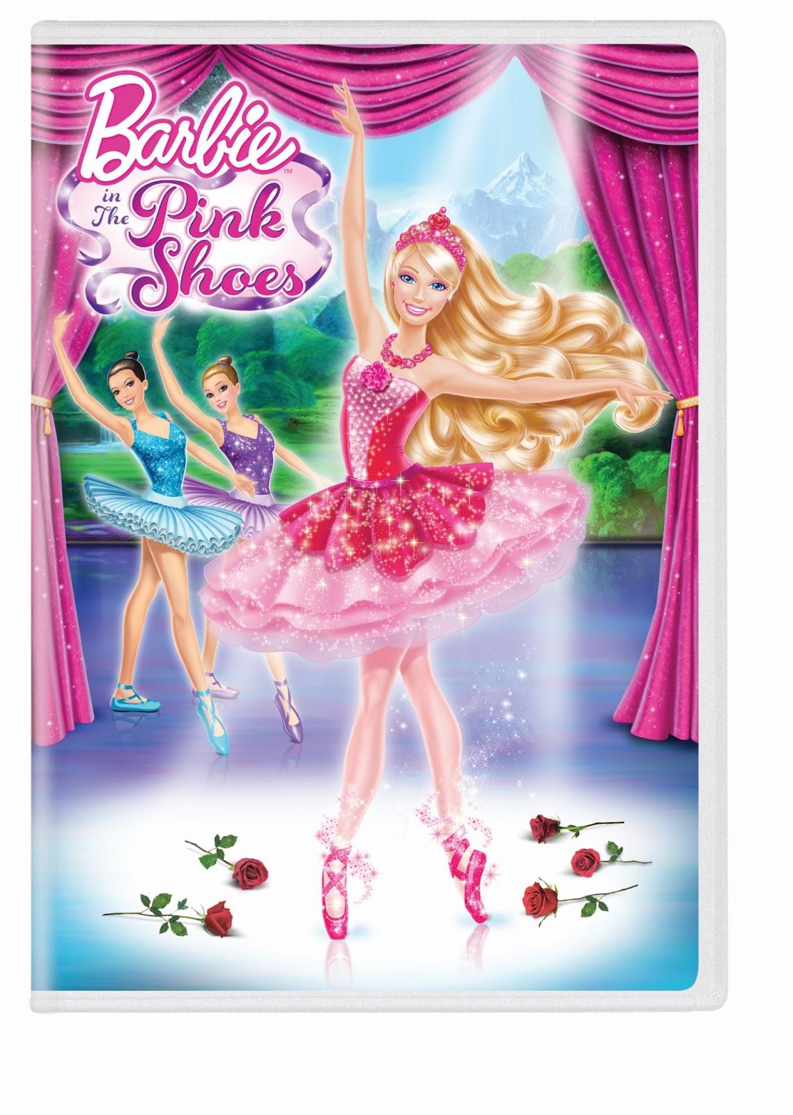 «Барби Балерина В Розовых Пуантах Смотреть Онлайн» — 2016