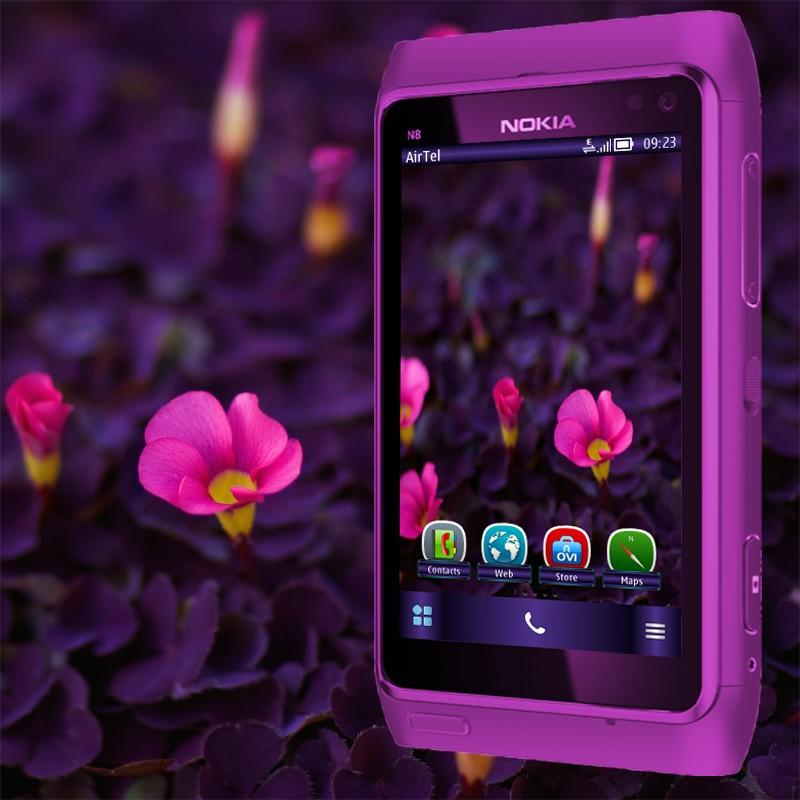Spring Belle By Bolena For Nokia N8