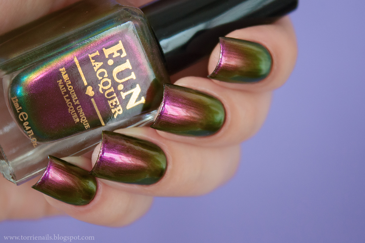 F.U.N Lacquer Unconditional Love
