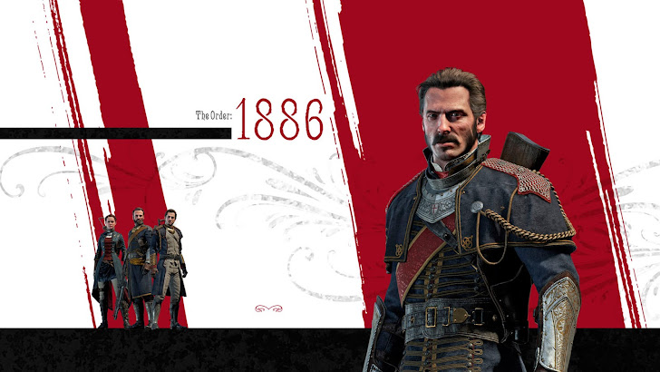 The Order 1886 Character