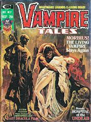 Vampire Tales No. 7
