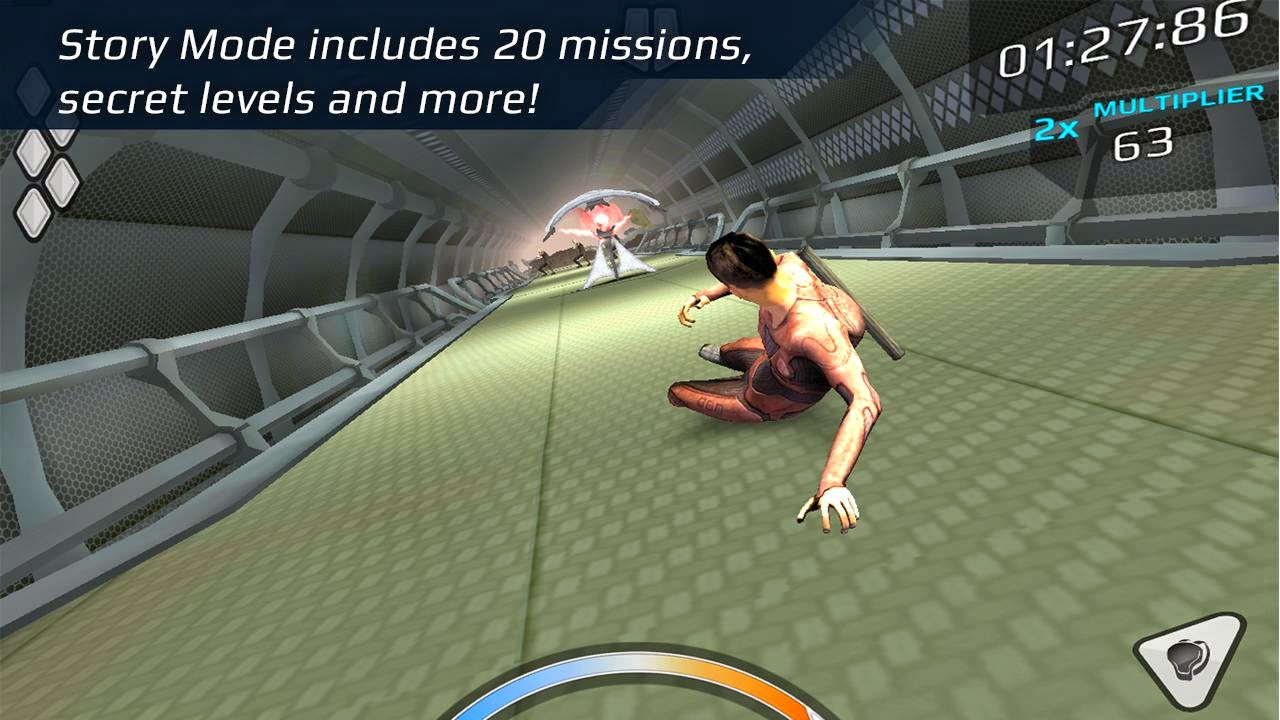 After Earth v1.5.0 Apk Mod Data for Android