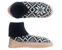 Huttenschuhe sleepers by Toast