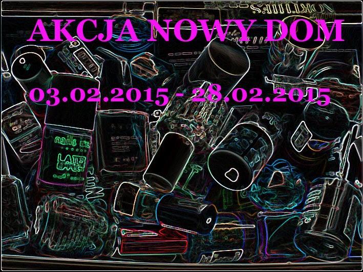 """AKCJA """"NOWY DOM"""""""