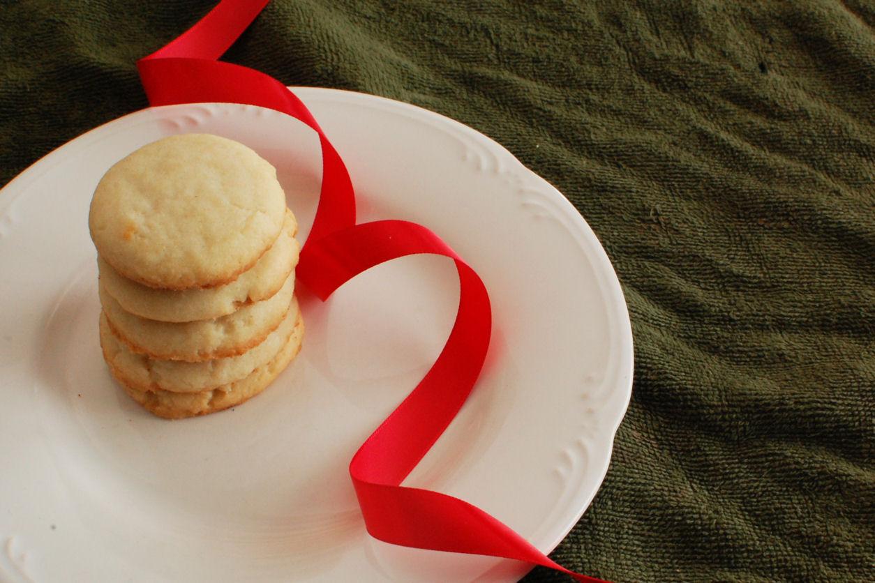 Shortbread Cookies | Beantown Baker