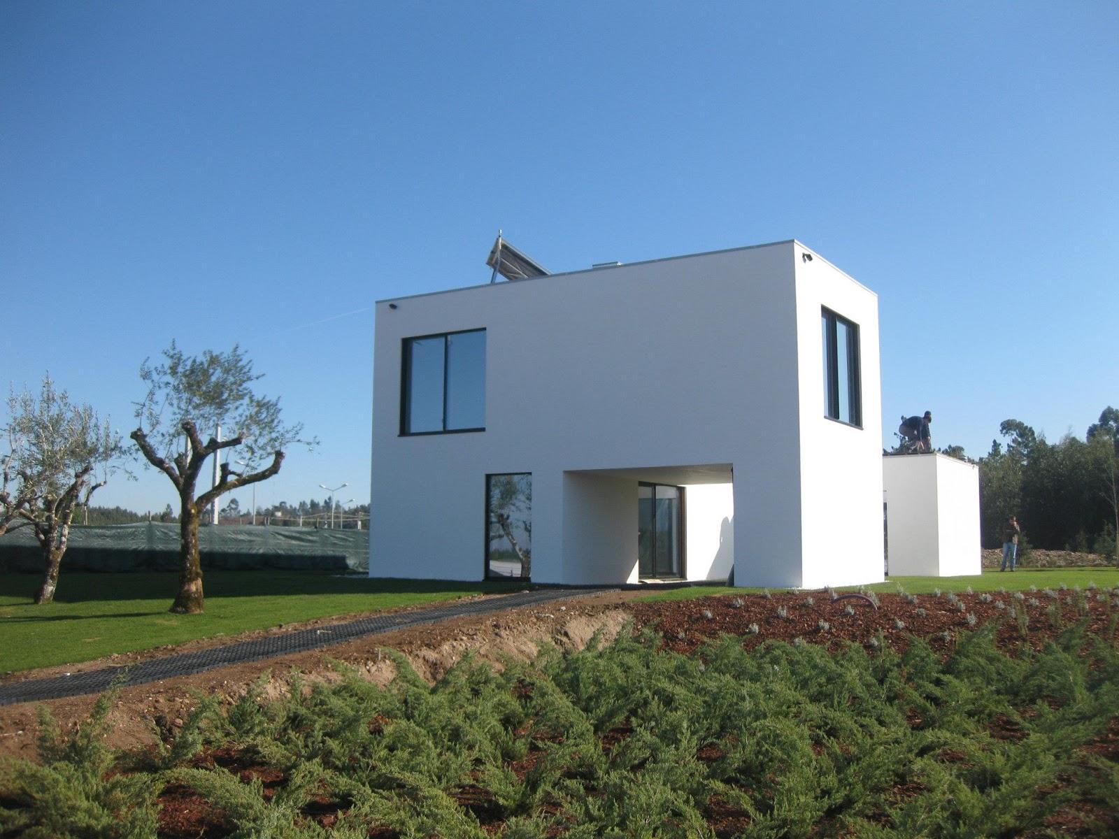 Cool haven casa modular modular house portugal arq - Casas modulares portugal ...