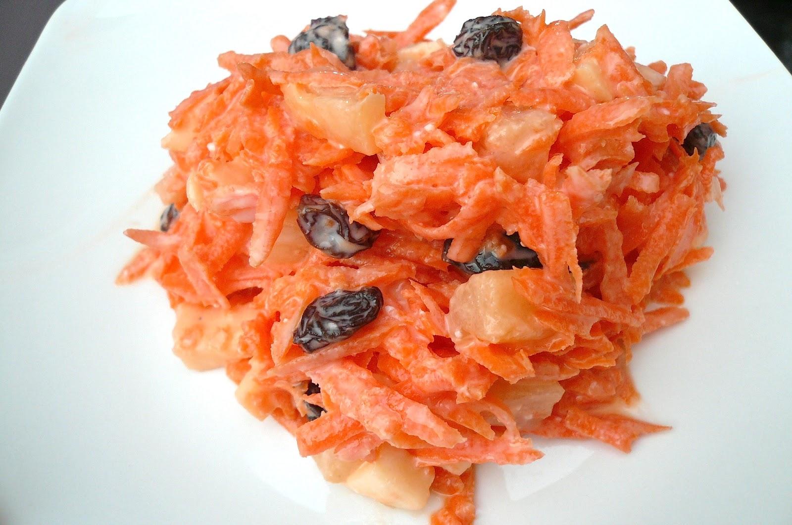 Ensalada dulce de zanahoria mi cocina r pida - Ensalada de apio y zanahoria ...