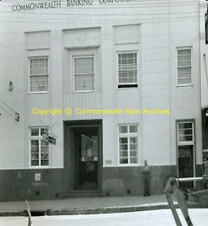 Leichardt branch in 1960