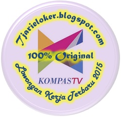 Logo PT Gramedia Media Nusantara (Kompas TV)