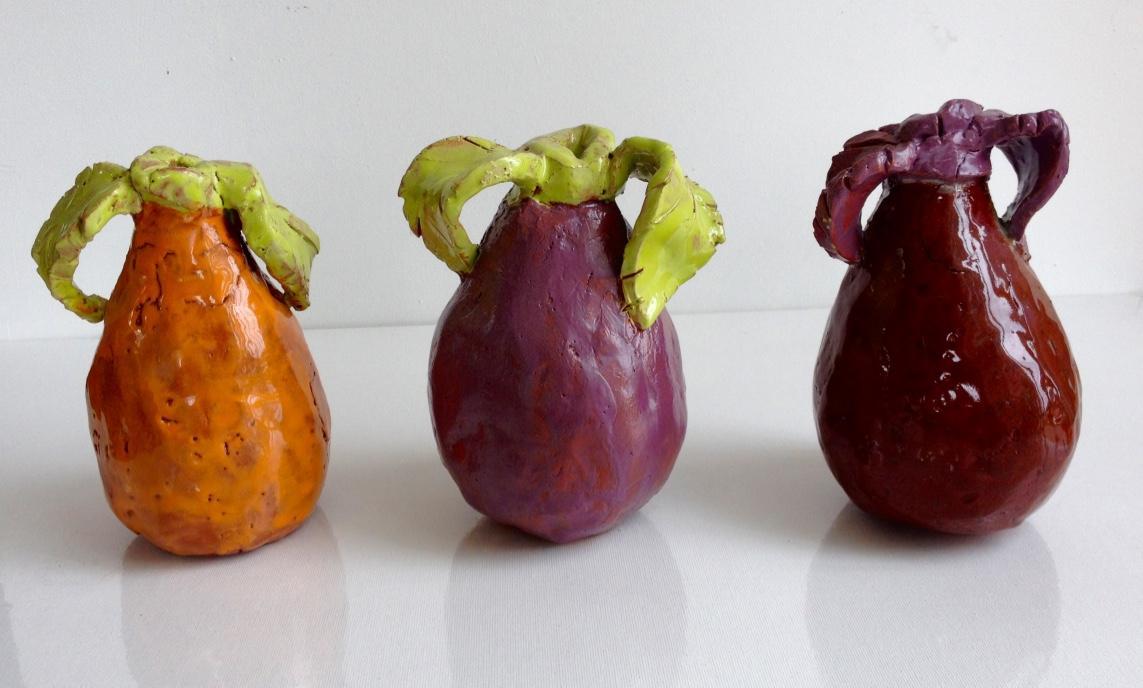 Céramiques poires