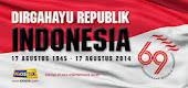 Selamat Hari Kemerdekaan Indonesia