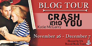 Blog Tour, Review and Giveaway: Crash Into You by Katie McGarry (Pushing the Limits #3)
