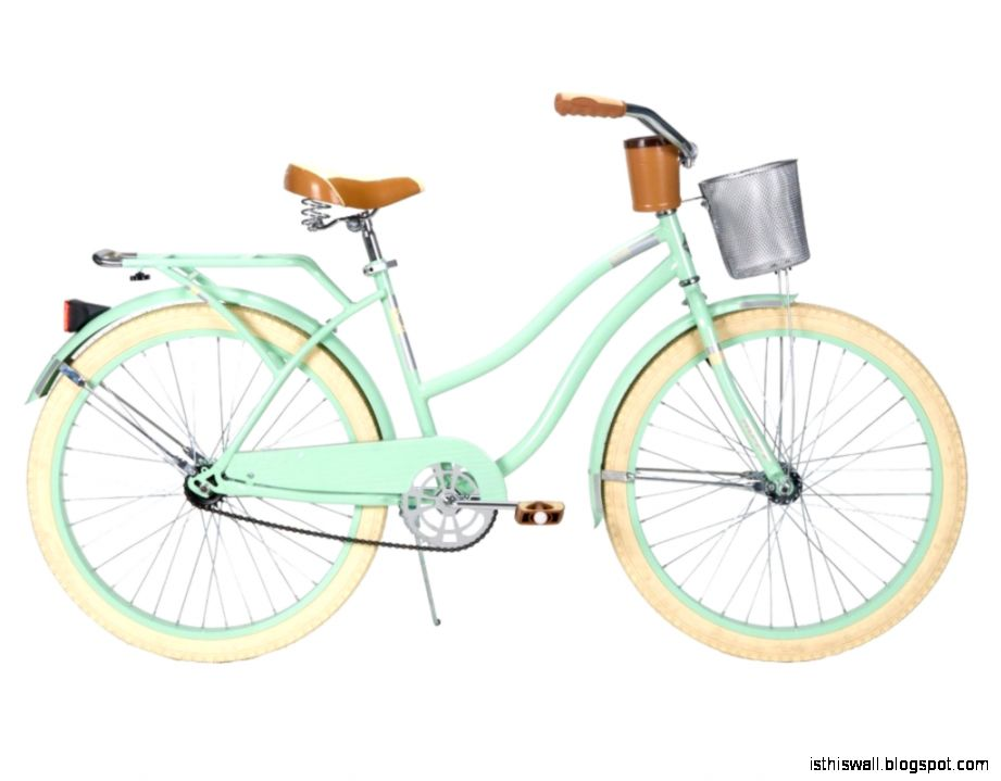 Huffy Womens Deluxe Cruiser Bike