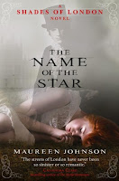 name of the star maureen johnson book cover
