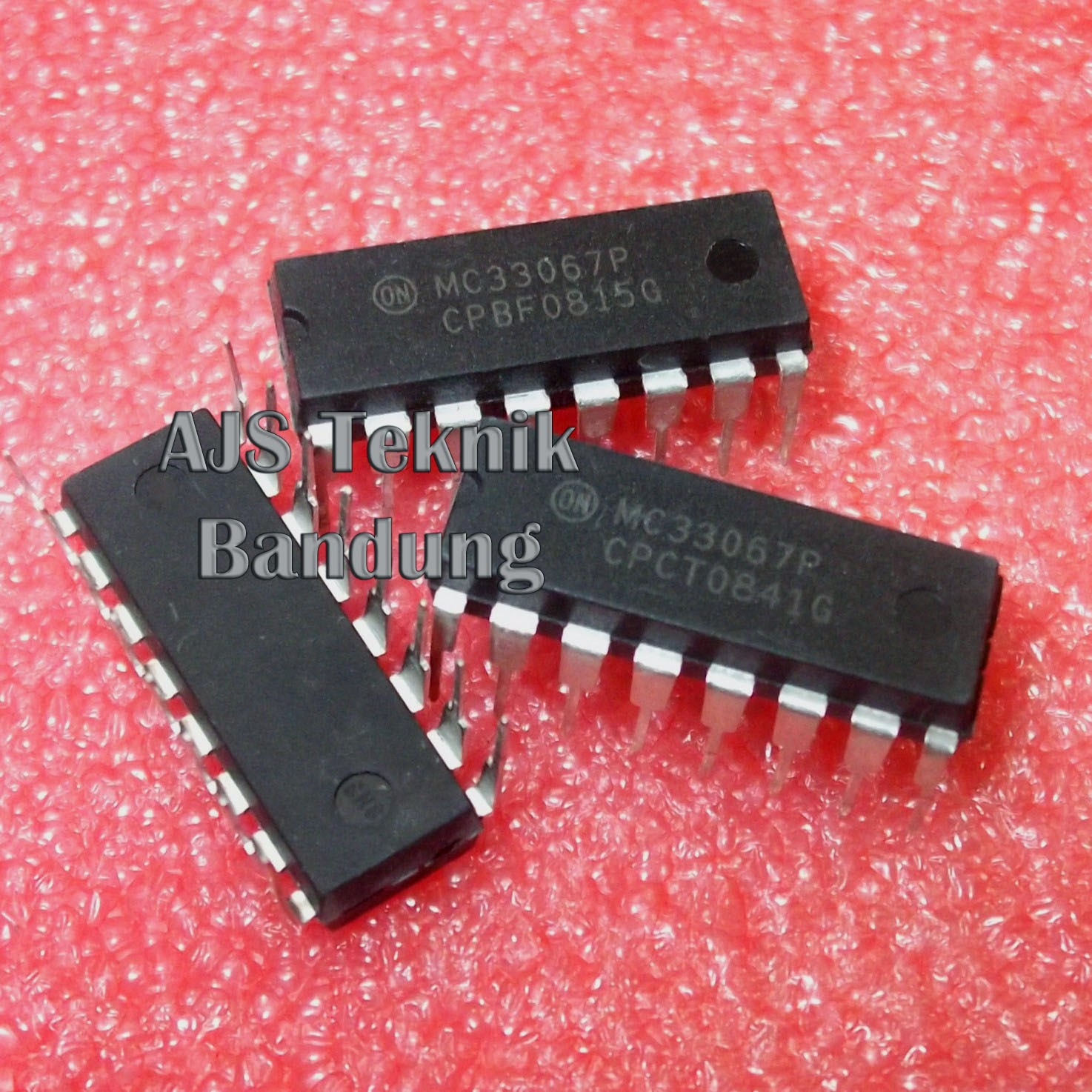 IC MC33067P