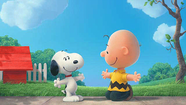 Snoopy The Peanuts Movie - Image 1
