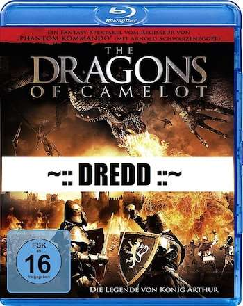 The Dragons Of Camelot 2014 Dual Audio Hindi BluRay Download