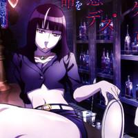 Anime Misteri Terbaik Death Parade Chiyuki