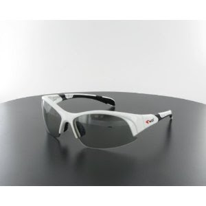 Mountain Bike Glasses Photocromic Lenses White PH