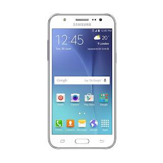 Samsung Galaxy J500 J5 White Smartphone