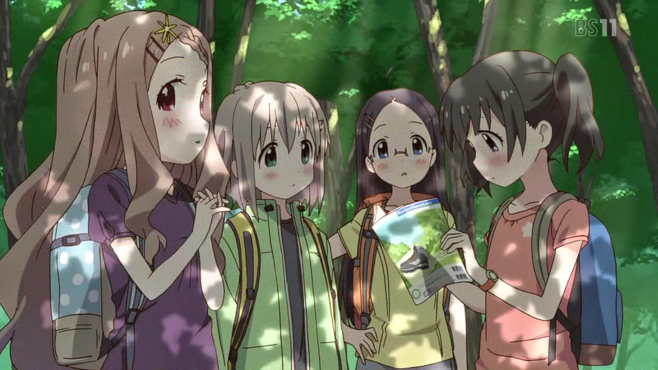 Phim Yama no Susume Second Season SS2