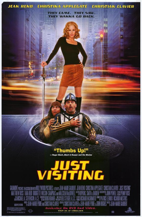 Just visiting (2001) โถ..แค่..มาเยี่ยม