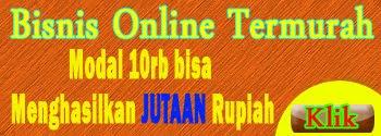 Bisnis Online Termurah