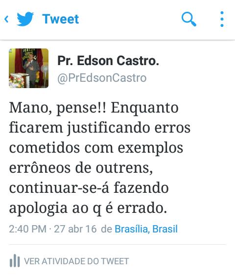 OPINIÃO!!