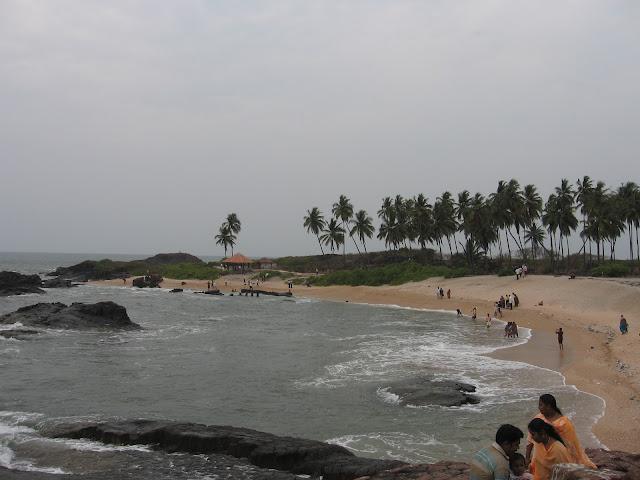 St.Mary's Island Beach