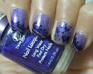 Three Beauties Radiant Lavender