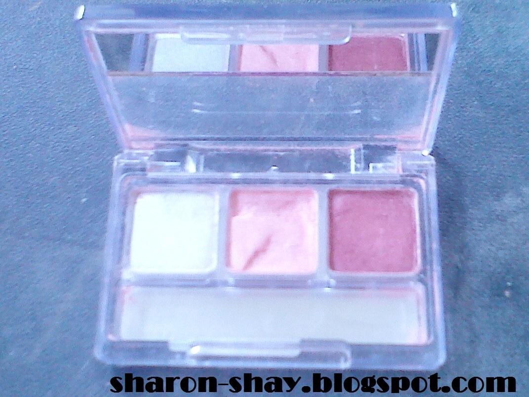 Sharon Shay REVIEW Wardah Eye Shadow L