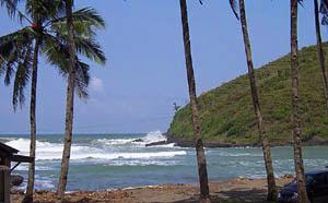 Cara ke Pantai Pasir Kelabu Karangbolong