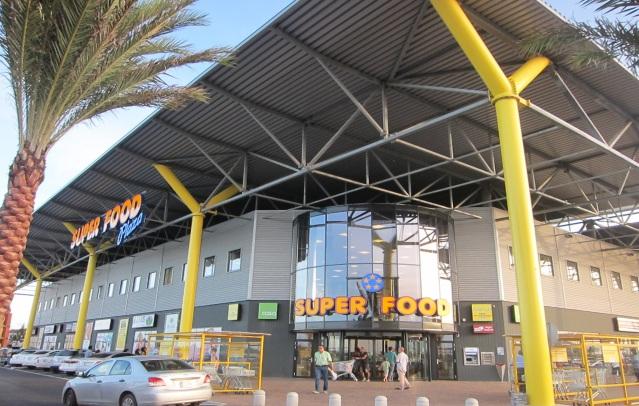 Stcr Super Food In Aruba Grand Opening