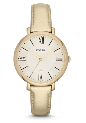 fossil-jacqueline-metallic-leather-gold-watch-price