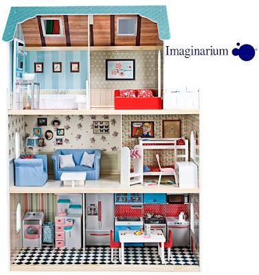 Imaginarium doll house,Puppenhaus,maison de poupée