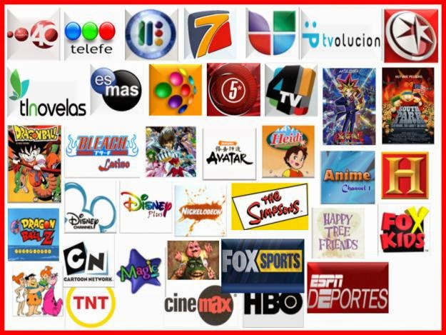 LOS MEJORES CANALES DE TV INTERNACIONALES EN VIVO